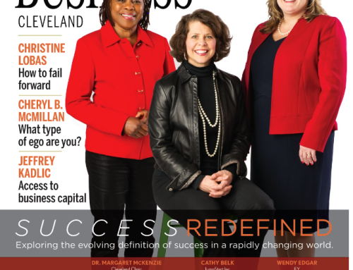 The Vector Group featured in Cleveland's Smart Business Network April 2016 issue.